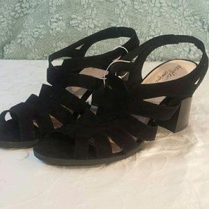 NWOT Womens dexflex comfort heels